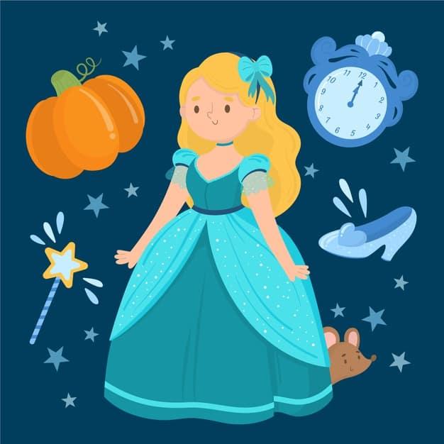 histórias de princesa