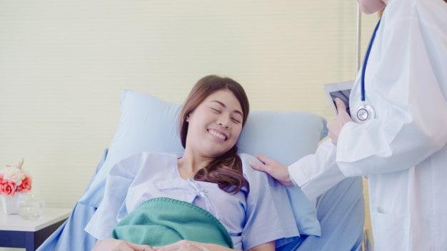lista de exames na gravidez