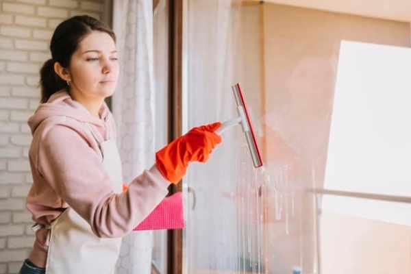 limpeza de janela