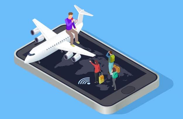 sites e apps que ajudam a economizar em viagens