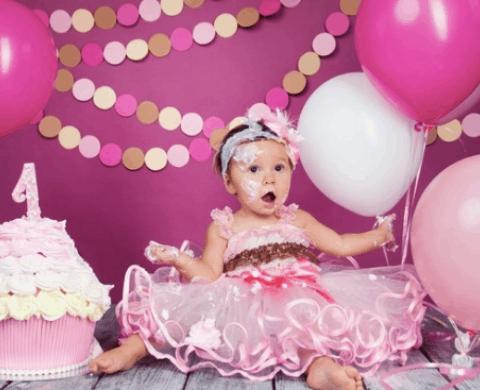 Fotos de 1 ano smash the cake