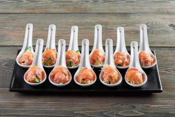 receitas incríveis de finger food
