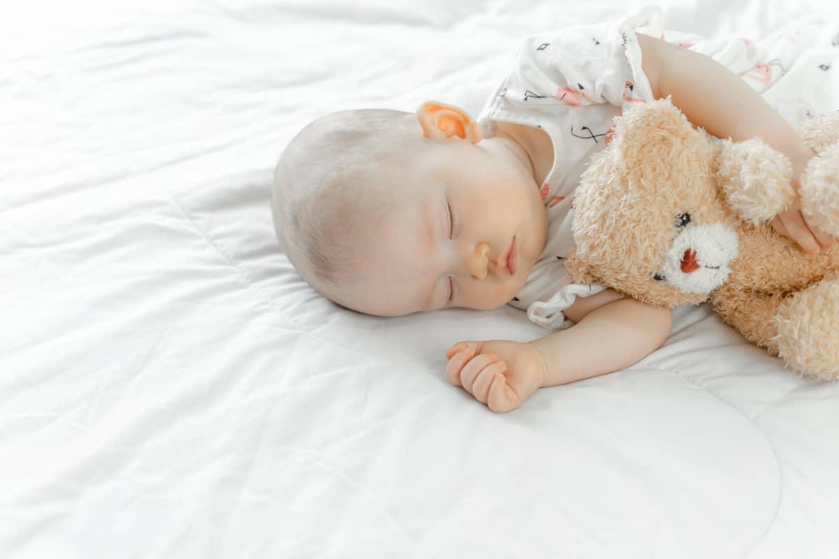 Como estabelecer uma rotina de sono para o bebê