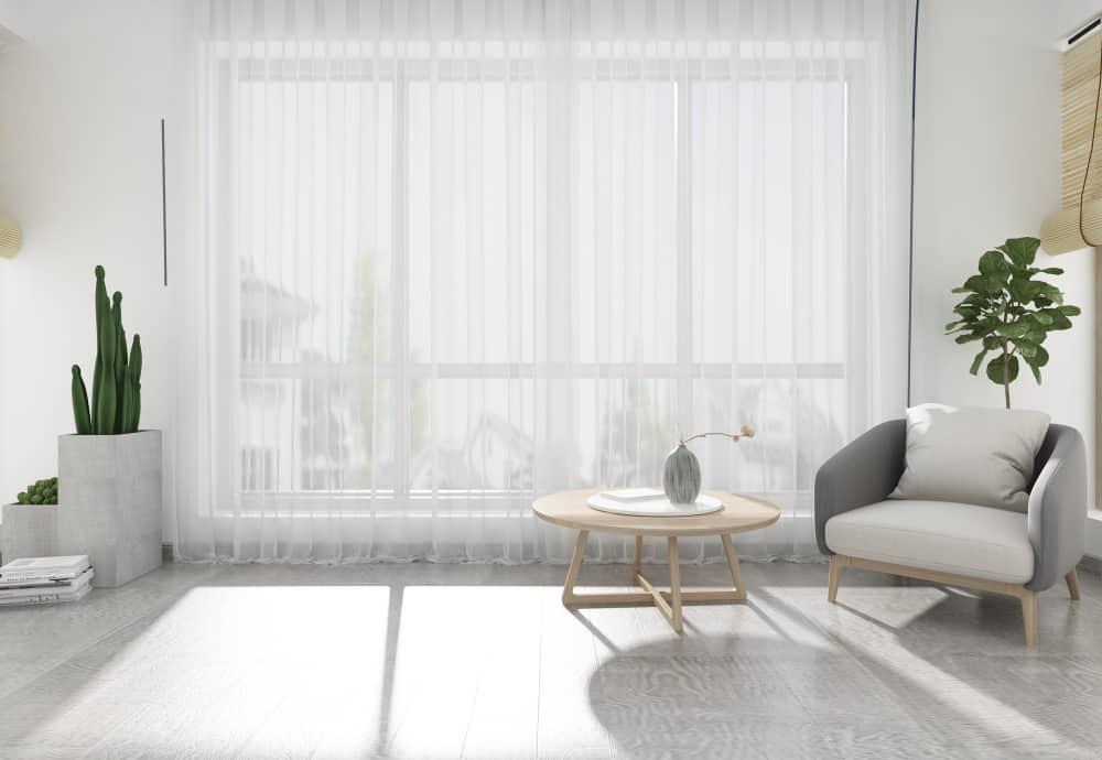 cortinas para sala