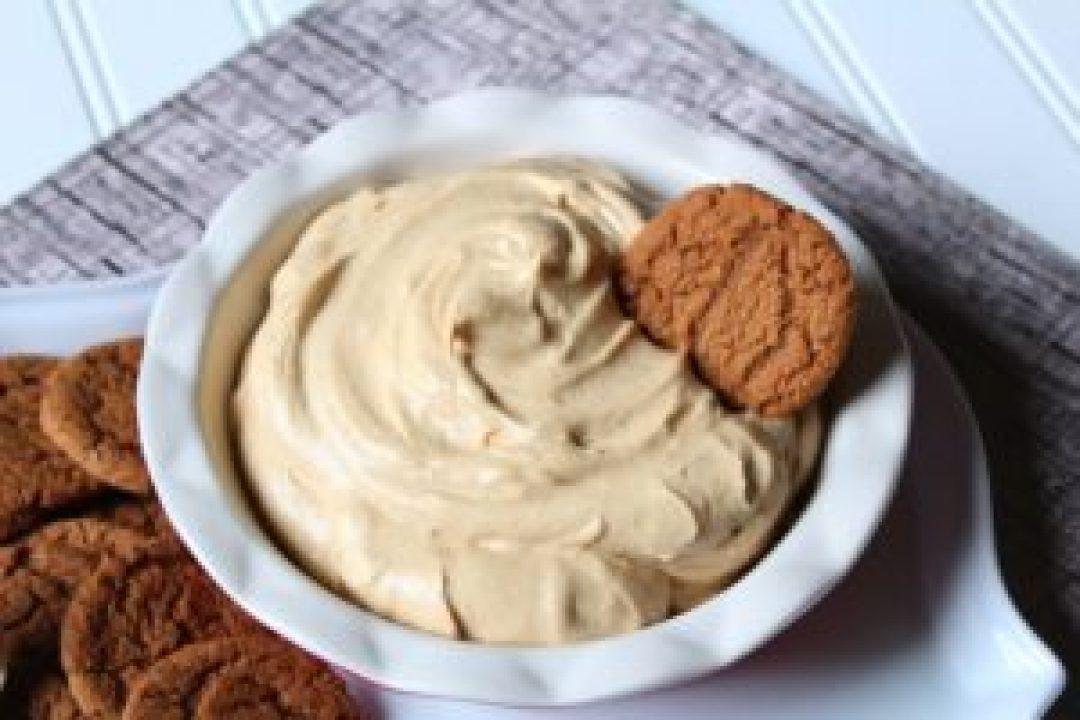 Gingerbread Cookie Dip