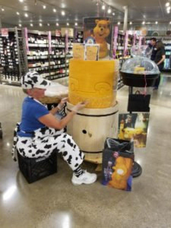 Cheese Busch's