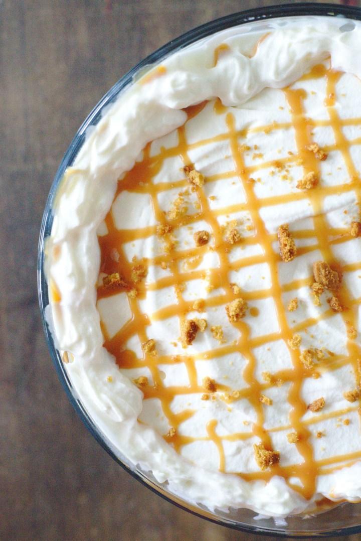 Pumpkin Roll Trifle