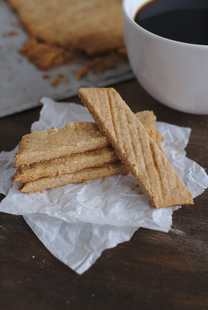 Swedish Nutmeg Slice Cookies Muskotsnittar Mildly Meandering
