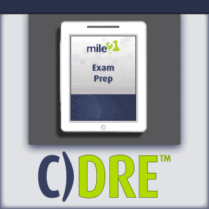 C)DRE Disaster Recovery Engineer exam prep