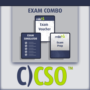 Cloud Security Officer exam combo