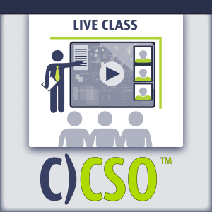 C)CSO Cloud Security Officer live class