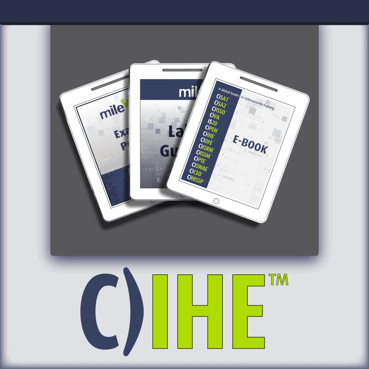 C)IHE Certified Incident Handling Engineer e-course kit