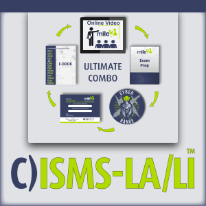 C)ISMS-LI Information Security Management Systems Lead Implementer ultimate combo