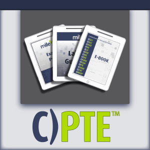 C)PTE Penetration Testing Engineer e-course kit