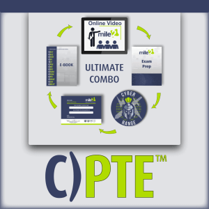 C)PTE Penetration Testing Engineer Ultimate Combo