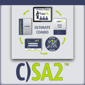 C)SA2 Certified Security Awareness 2 ultimate combo