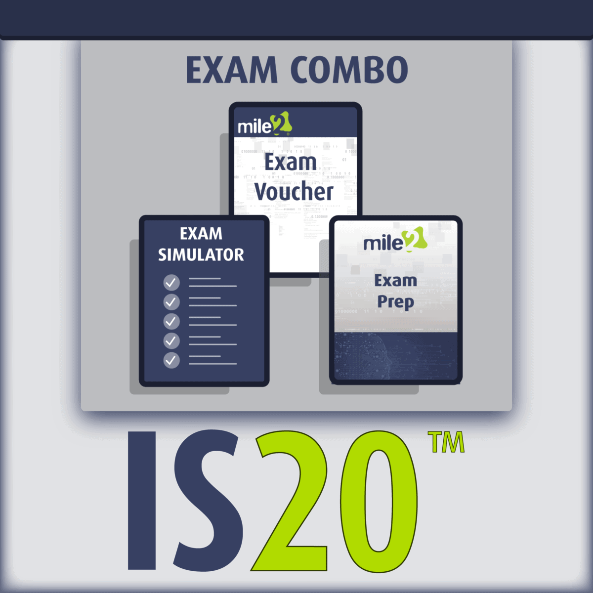 Information Security 20 controls exam combo