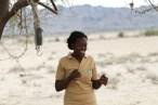 midwife in turkana, Kenya