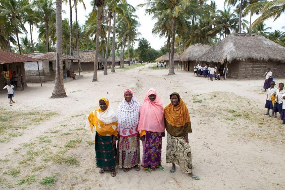 Solar engineers Tanzania