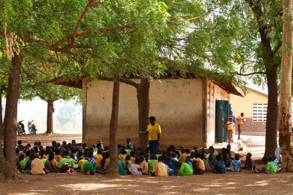 education in Ghana