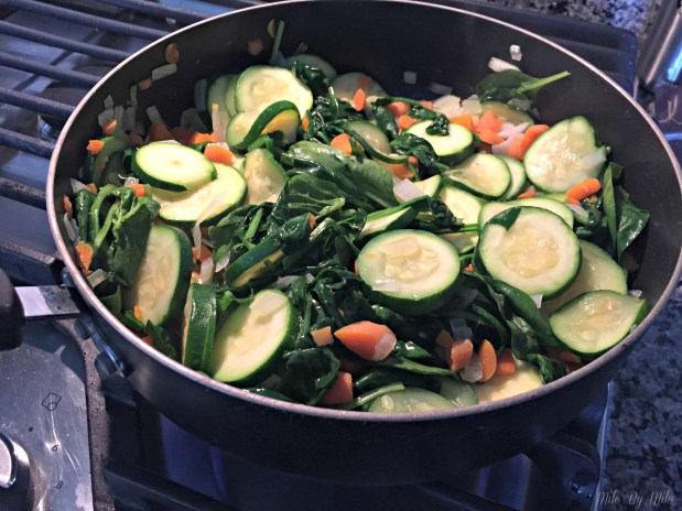 This healthy but flavorful comfort food is packed with protein and other nutrients, and is easy to make. Perfect for putting together early in the day so a warm and delicious meal is ready to go whenever its dinner time!