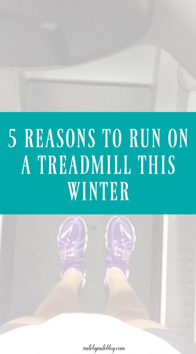 Dealing with icy conditions that prevent you from running outside? Trying to improve your running form? Looking to take your runs a bit easier? Here are some reasons treadmill running can be beneficial this winter.