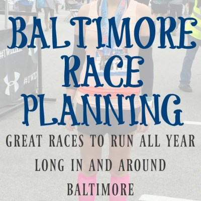 Baltimore Race Planning