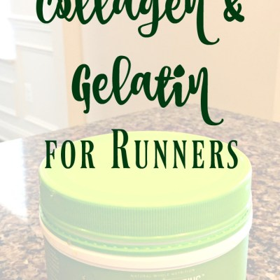 The Benefits of Collagen and Gelatin for Runners