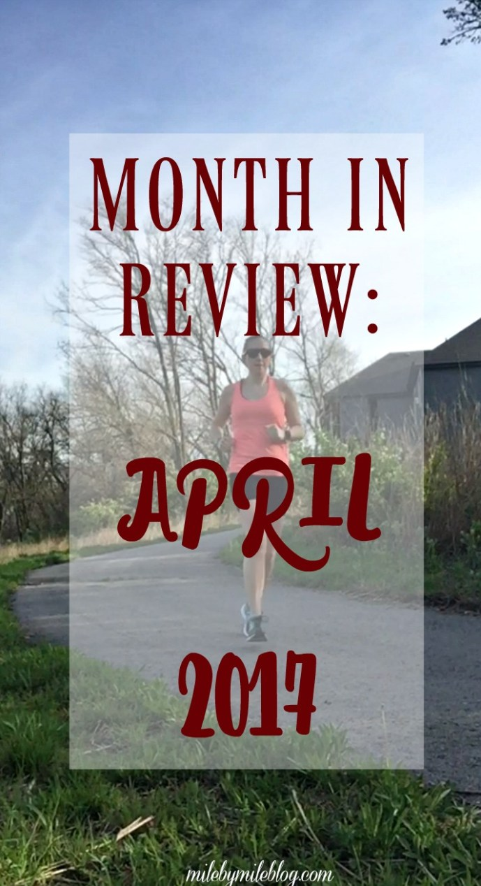Month in Review April 2017