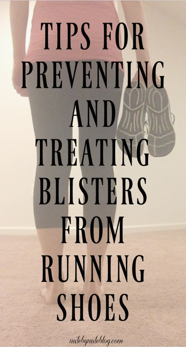 Have you ever had blisters get in the way of your running? Don't be sidelined by this preventable injury. Click post to see tips to prevent and treat blisters from running shoes.