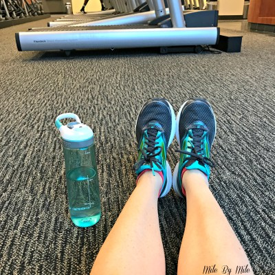Vacation Week Workouts