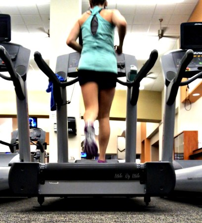 thursday treadmill run