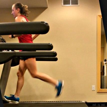 treadmill wednesday