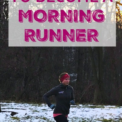 5 Reasons to Become a Morning Runner