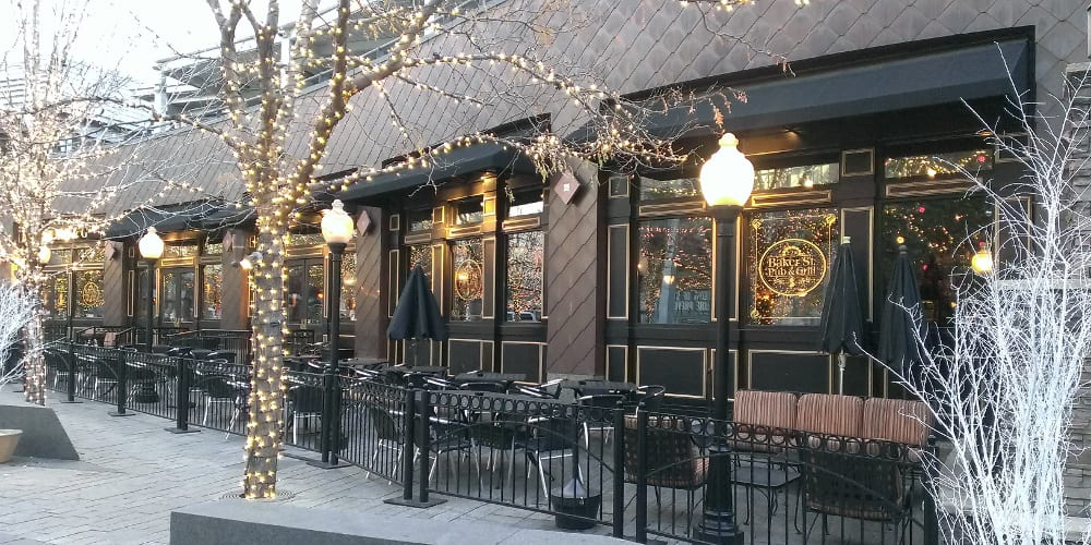 Fish Restaurant And Wine Bar