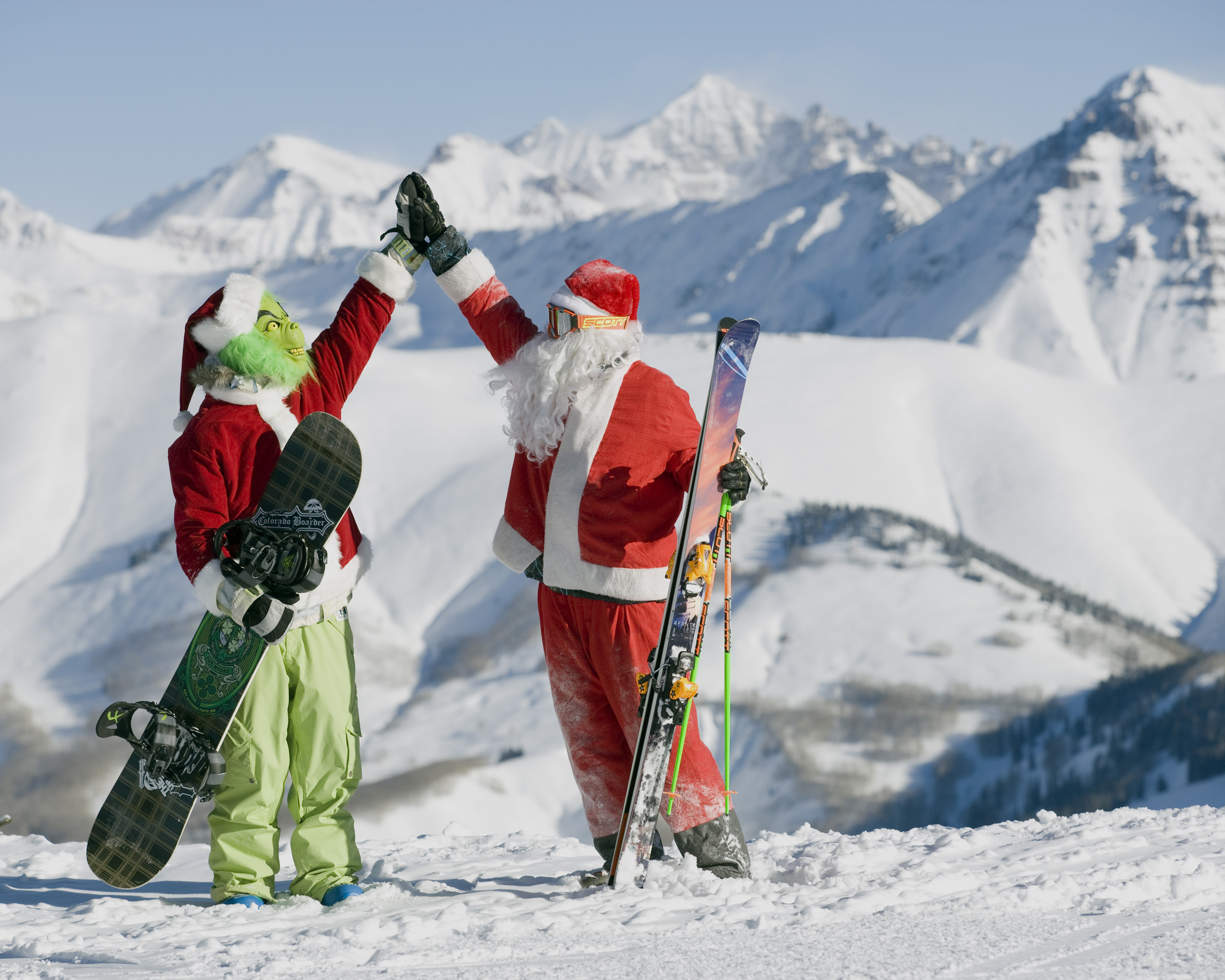 Ho Ho And Snow Your Guide To The Holidays At Colorados