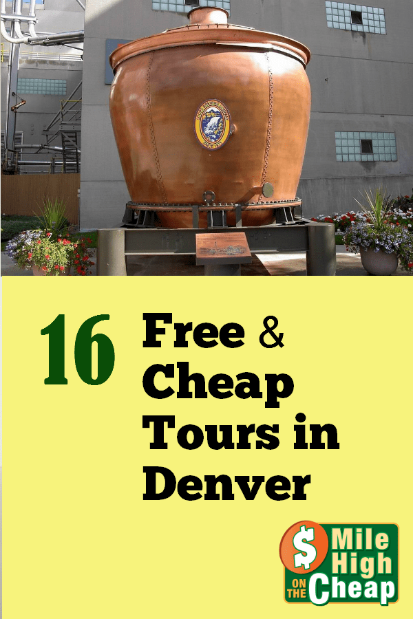 16 Free & Cheap Tours in Denver - Mile High on the Cheap