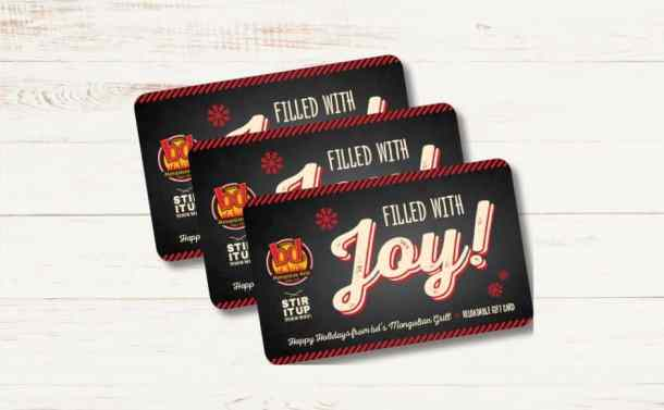 100+ Gift Card Bonus Offers - Many End December 31st - Mile