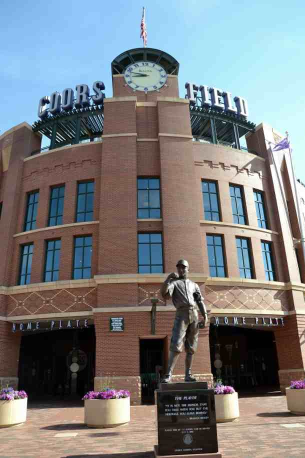 Wells Fargo: 2-for-1 Club Level Tickets For Colorado Rockies