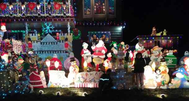 Most Spectacular Christmas Light Displays In The Denver Area