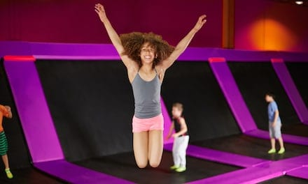 Two Hours of Trampoline Jump Time for One or Two at Jumpoline Family Fun Center (Up to 33%Off)