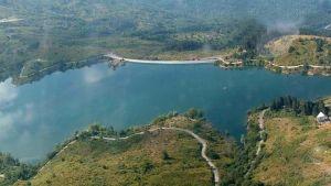 Il giro del lago Giacopiane