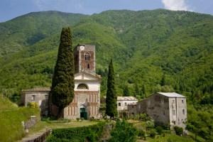 Abbazia San Andrea di Borzone