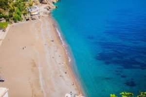 spiaggia grande di Positano