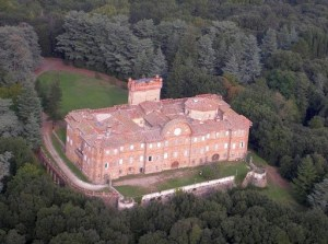 castello sammezzano con il parco