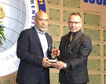 Manuel DaCosta e José M. Eustáquio