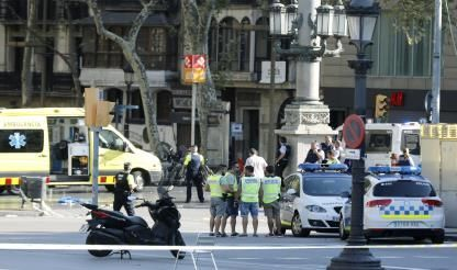 Portuguese woman dies in Barcelona attack, another missing