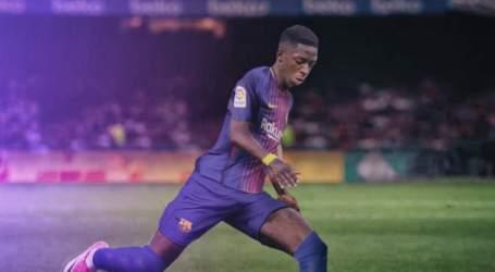 Dembelé no Barcelona por 105 milhões de euros