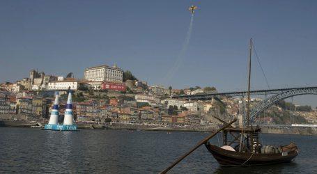 Red Bull Air Race 2017 começa hoje,  sexta-feira, no Porto, com um milhão a assistir