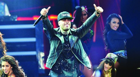 Nicky Jam savouring his second chance — including Air Canada Centre